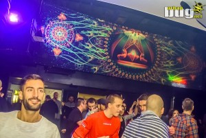 33-MIRANDA live! @ klub Trezor | Beograd | Srbija | Nocni zivot | Clubbing | Goa Trance