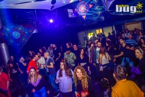39-MIRANDA live! @ klub Trezor | Beograd | Srbija | Nocni zivot | Clubbing | Goa Trance