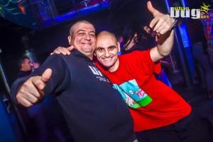 46-MIRANDA live! @ klub Trezor | Beograd | Srbija | Nocni zivot | Clubbing | Goa Trance