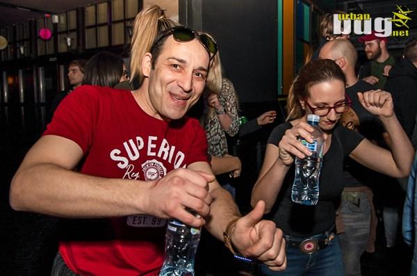 13-Happy People 26th B-DAY @ Half | Beograd | Srbija | Nocni zivot | Clubbing | Tech House