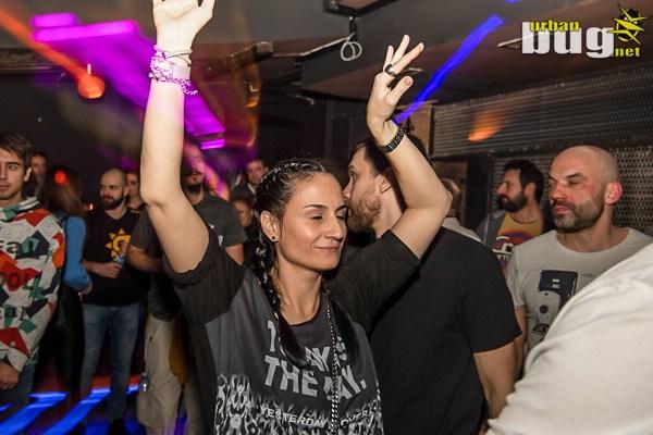42-Happy People 26th B-DAY @ Half | Beograd | Srbija | Nocni zivot | Clubbing | Tech House