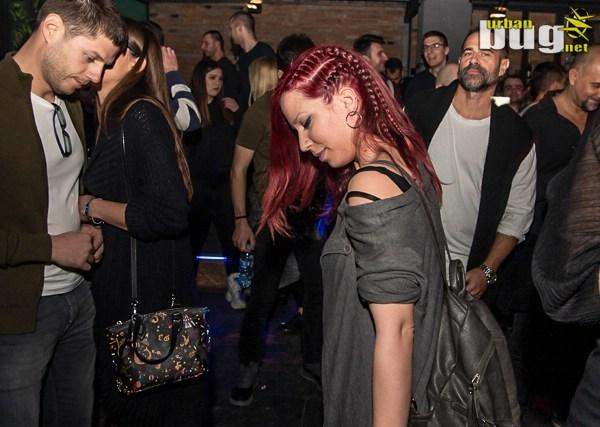 16-Happy People 26th B-DAY @ Half | Beograd | Srbija | Nocni zivot | Clubbing | Tech House