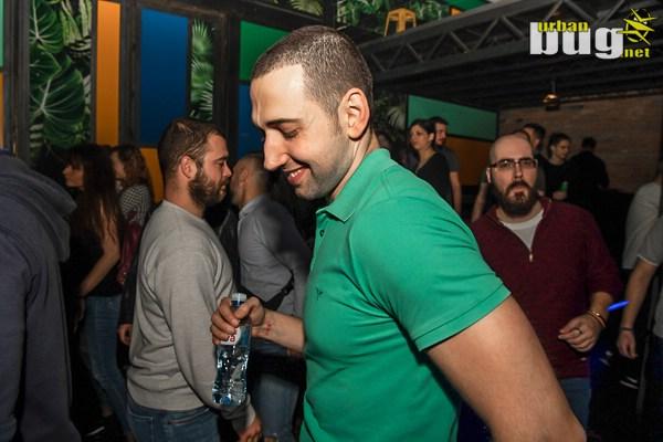 47-Happy People 26th B-DAY @ Half | Beograd | Srbija | Nocni zivot | Clubbing | Tech House