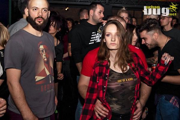 12-Happy People 26th B-DAY @ Half | Beograd | Srbija | Nocni zivot | Clubbing | Tech House