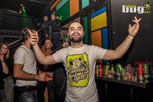 18-Happy People 26th B-DAY @ Half | Beograd | Srbija | Nocni zivot | Clubbing | Tech House