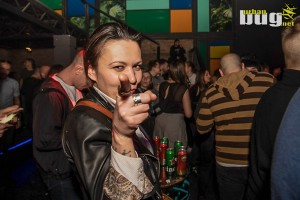 17-Happy People 26th B-DAY @ Half | Beograd | Srbija | Nocni zivot | Clubbing | Tech House