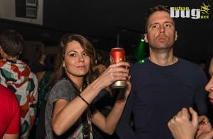 22-Happy People 26th B-DAY @ Half | Beograd | Srbija | Nocni zivot | Clubbing | Tech House