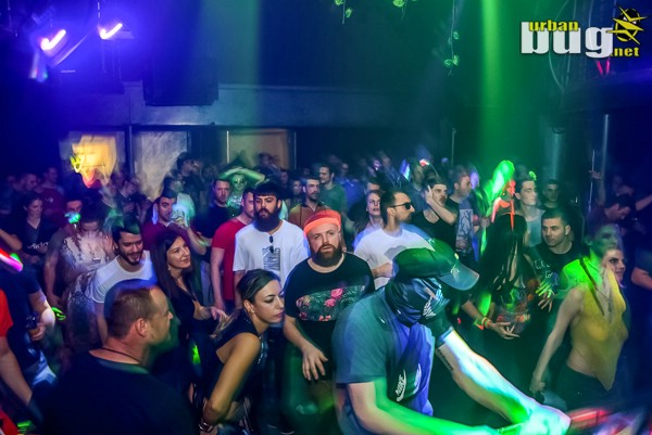 10-GOA EXPERIENCE XIX @ klub Trezor   Beograd   Srbija   Nocni zivot   Clubbing   GOA Trance