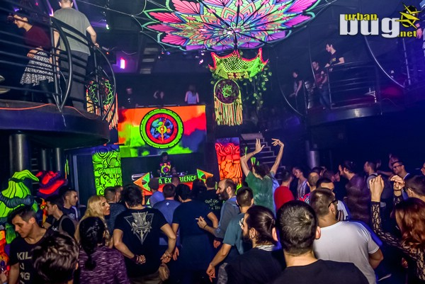 63-GOA EXPERIENCE XIX @ klub Trezor | Beograd | Srbija | Nocni zivot | Clubbing | GOA Trance