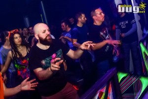22-GOA EXPERIENCE XIX @ klub Trezor | Beograd | Srbija | Nocni zivot | Clubbing | GOA Trance