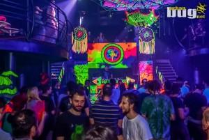 20-GOA EXPERIENCE XIX @ klub Trezor | Beograd | Srbija | Nocni zivot | Clubbing | GOA Trance