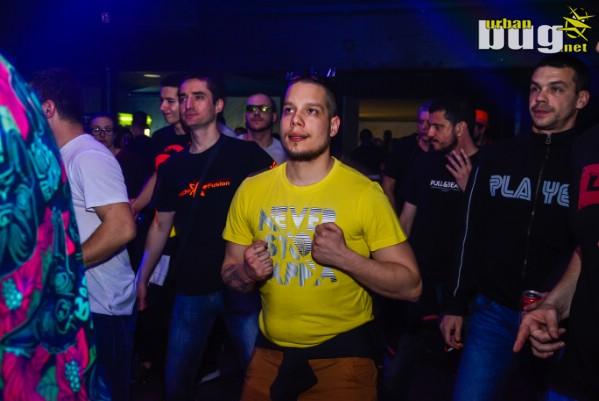 47-Deliriant @ klub Trezor | Belgrade | Serbia | Nightlife | Clubbing | Trance