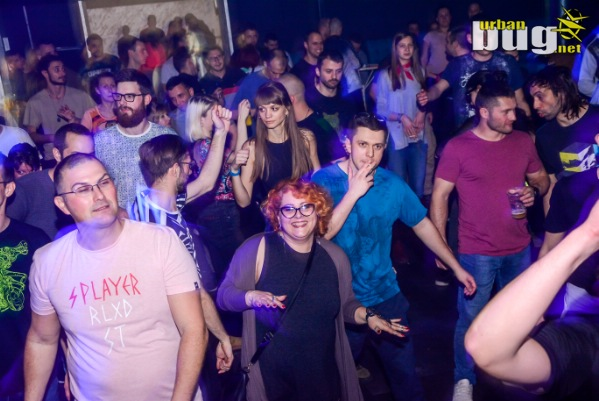 28-Ridden - Drip Drop @ klub TrezoR   Beograd   Srbija   Nocni zivot   Clubbing   Psy Trance