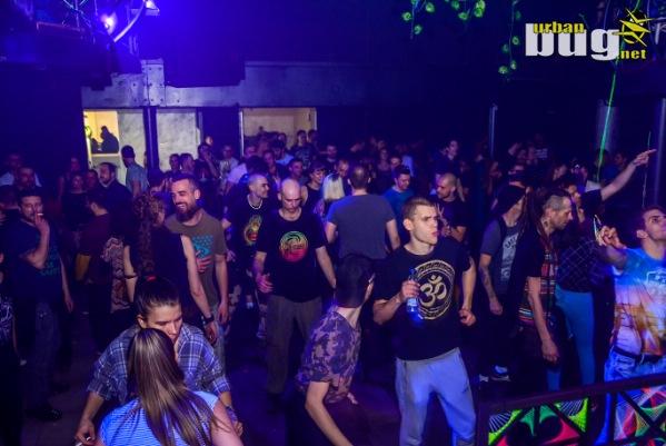 02-Ridden - Drip Drop @ klub TrezoR | Beograd | Srbija | Nocni zivot | Clubbing | Psy Trance
