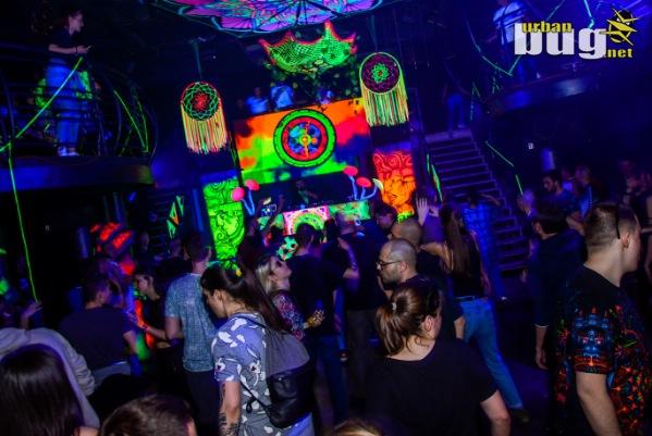11-Ridden - Drip Drop @ klub TrezoR | Beograd | Srbija | Nocni zivot | Clubbing | Psy Trance