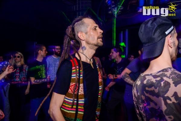 12-Ridden - Drip Drop @ klub TrezoR | Beograd | Srbija | Nocni zivot | Clubbing | Psy Trance