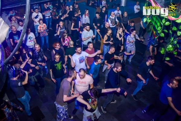 29-Ridden - Drip Drop @ klub TrezoR | Beograd | Srbija | Nocni zivot | Clubbing | Psy Trance