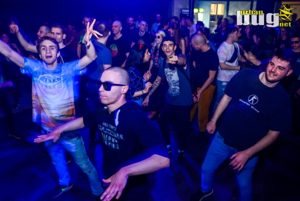 56-Ridden - Drip Drop @ klub TrezoR   Beograd   Srbija   Nocni zivot   Clubbing   Psy Trance