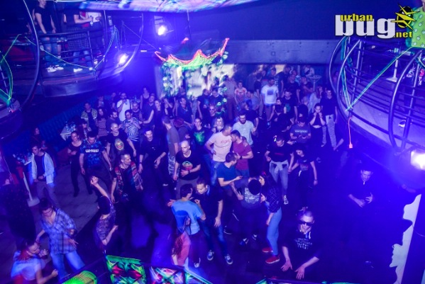 19-Ridden - Drip Drop @ klub TrezoR | Beograd | Srbija | Nocni zivot | Clubbing | Psy Trance