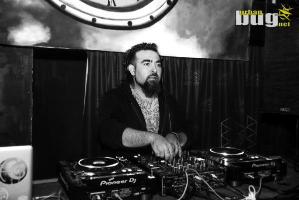 03-Ridden - Drip Drop @ klub TrezoR | Beograd | Srbija | Nocni zivot | Clubbing | Psy Trance