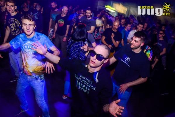 05-Ridden - Drip Drop @ klub TrezoR | Beograd | Srbija | Nocni zivot | Clubbing | Psy Trance