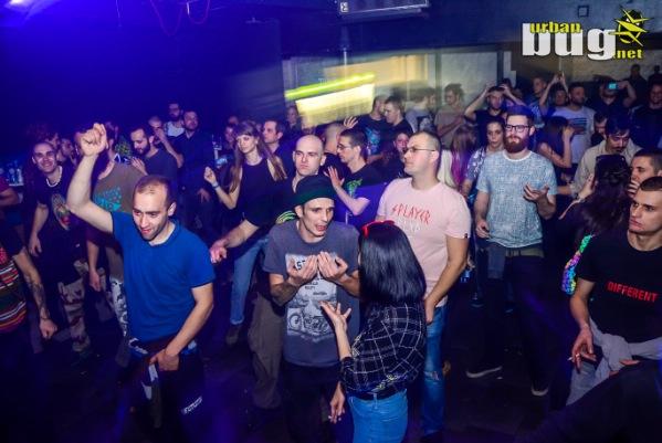 18-Ridden - Drip Drop @ klub TrezoR   Beograd   Srbija   Nocni zivot   Clubbing   Psy Trance