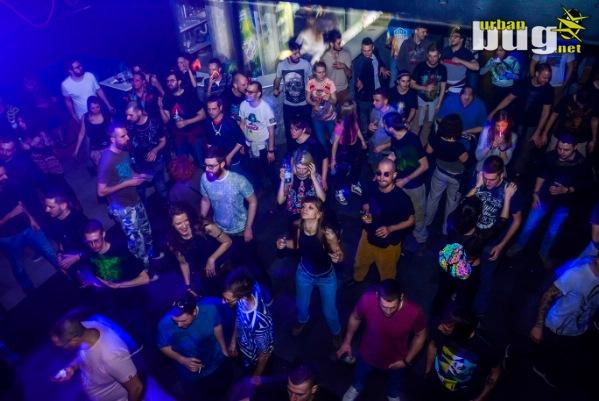 25-Ridden - Drip Drop @ klub TrezoR | Beograd | Srbija | Nocni zivot | Clubbing | Psy Trance