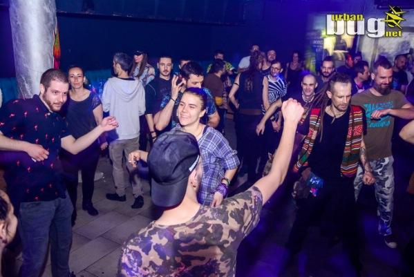 15-Ridden - Drip Drop @ klub TrezoR | Beograd | Srbija | Nocni zivot | Clubbing | Psy Trance