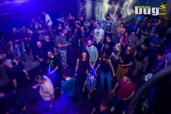 01-Ridden - Drip Drop @ klub TrezoR | Beograd | Srbija | Nocni zivot | Clubbing | Psy Trance