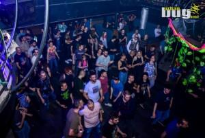 37-Ridden - Drip Drop @ klub TrezoR | Beograd | Srbija | Nocni zivot | Clubbing | Psy Trance