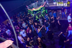 45-Ridden - Drip Drop @ klub TrezoR | Beograd | Srbija | Nocni zivot | Clubbing | Psy Trance