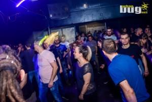 42-Ridden - Drip Drop @ klub TrezoR | Beograd | Srbija | Nocni zivot | Clubbing | Psy Trance
