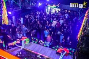 23-Ridden - Drip Drop @ klub TrezoR | Beograd | Srbija | Nocni zivot | Clubbing | Psy Trance
