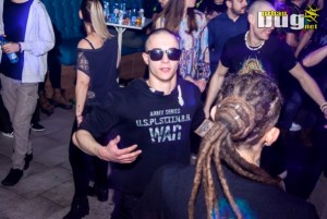 30-Ridden - Drip Drop @ klub TrezoR | Beograd | Srbija | Nocni zivot | Clubbing | Psy Trance