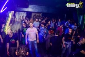 33-Ridden - Drip Drop @ klub TrezoR | Beograd | Srbija | Nocni zivot | Clubbing | Psy Trance