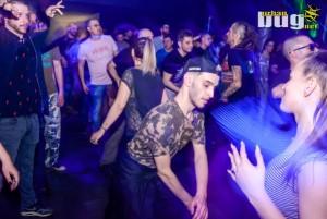 44-Ridden - Drip Drop @ klub TrezoR | Beograd | Srbija | Nocni zivot | Clubbing | Psy Trance
