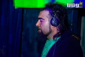 21-Ridden - Drip Drop @ klub TrezoR | Beograd | Srbija | Nocni zivot | Clubbing | Psy Trance