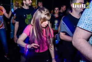 50-Ridden - Drip Drop @ klub TrezoR | Beograd | Srbija | Nocni zivot | Clubbing | Psy Trance