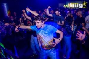 55-Ridden - Drip Drop @ klub TrezoR | Beograd | Srbija | Nocni zivot | Clubbing | Psy Trance