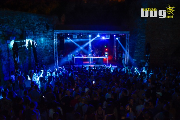 01-2020 Opening @ klub Barutana | Beograd | Srbija | Nocni zivot | Open air Clubbing