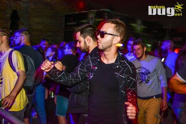 09-Lehar @ klub Barutana | Belgrade | Serbia | Nightlife | Clubbing | Open air