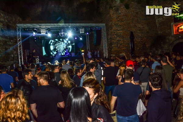 13-Lehar @ klub Barutana | Belgrade | Serbia | Nightlife | Clubbing | Open air