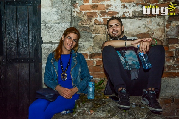 12-Lehar @ klub Barutana | Belgrade | Serbia | Nightlife | Clubbing | Open air