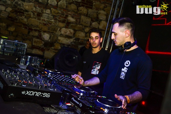 04-Lehar @ klub Barutana | Belgrade | Serbia | Nightlife | Clubbing | Open air