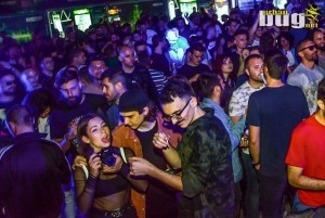 21-Lehar @ klub Barutana | Belgrade | Serbia | Nightlife | Clubbing | Open air