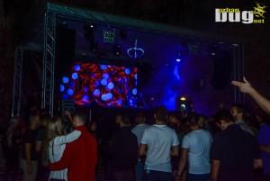 50-Lehar @ klub Barutana | Belgrade | Serbia | Nightlife | Clubbing | Open air
