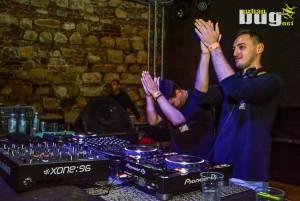 25-Lehar @ klub Barutana | Belgrade | Serbia | Nightlife | Clubbing | Open air
