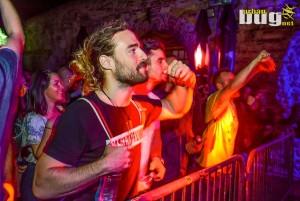 11-Lehar @ klub Barutana | Belgrade | Serbia | Nightlife | Clubbing | Open air