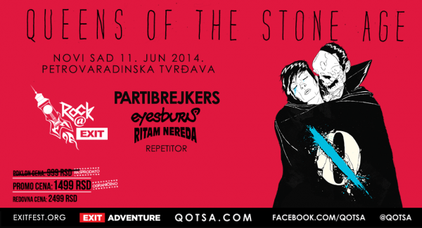 Queens of the stone age poru uju spremite se za estoki for Queens of the stone age tattoo