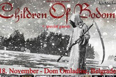 Children of Bodom u Beogradu